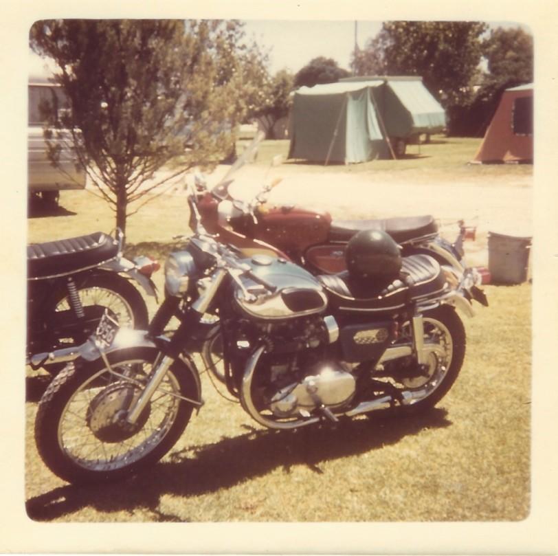 1968 Kawasaki W2SS 650