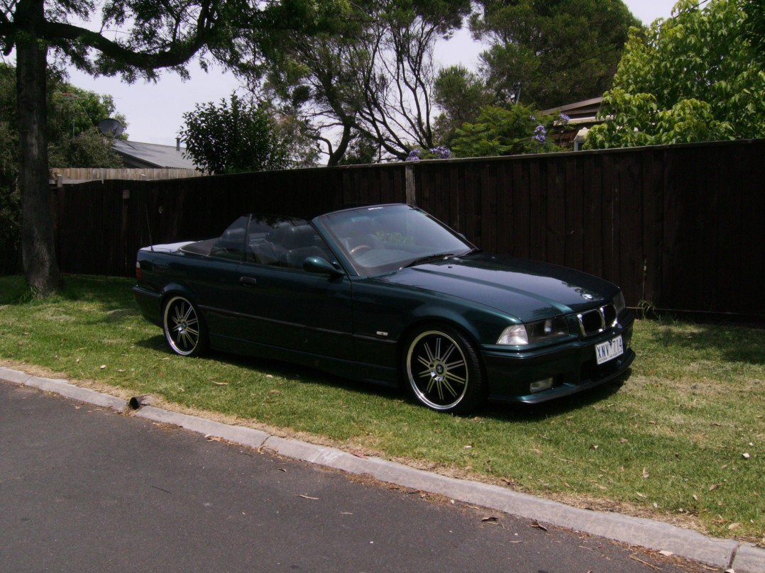 1998 BMW 328i HIGHLINE