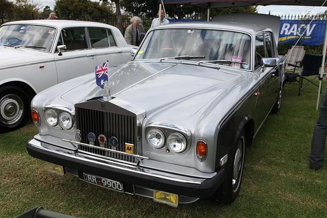 1977 Rolls-Royce SILVER SHADOW II SRH30472