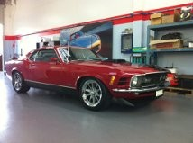 1970 Ford Mach 1 Mustang