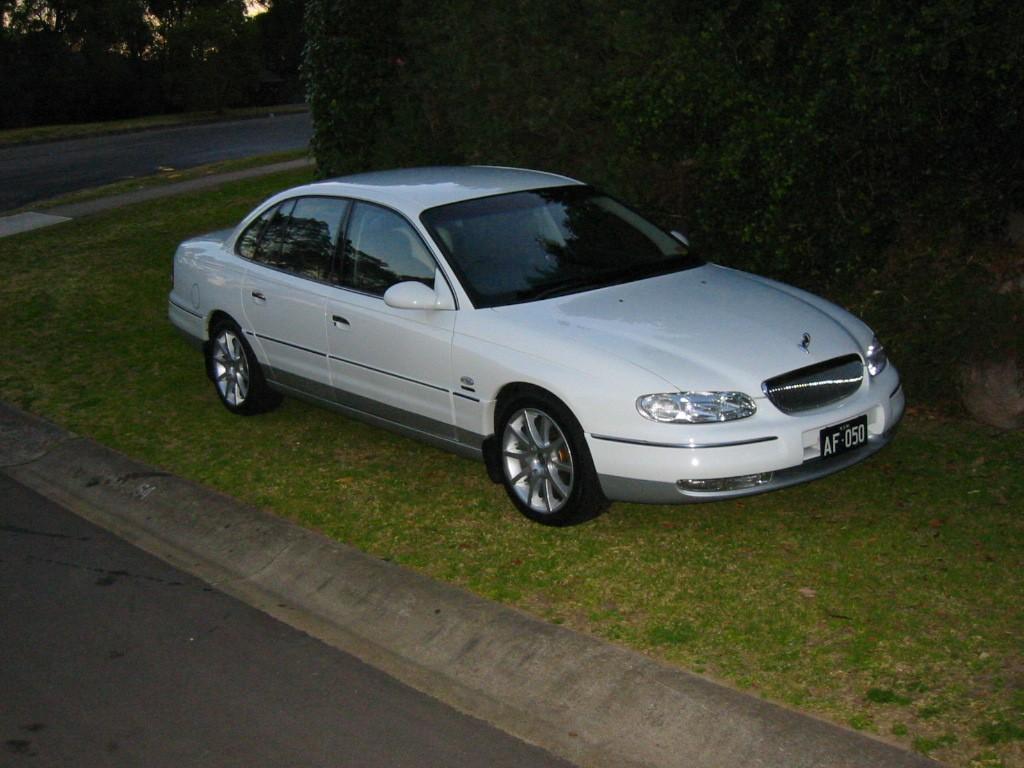 1997 Holden CAPRICE
