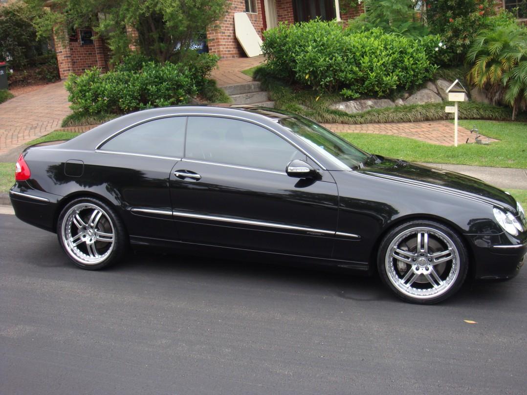 2003 Mercedes-Benz CLK500 ELEGANCE