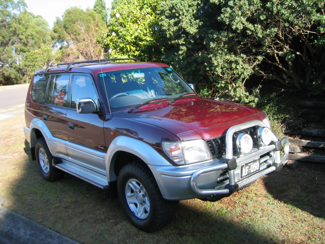 1997 Toyota Prado