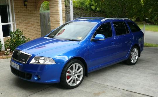 2009 Skoda Octavia RS