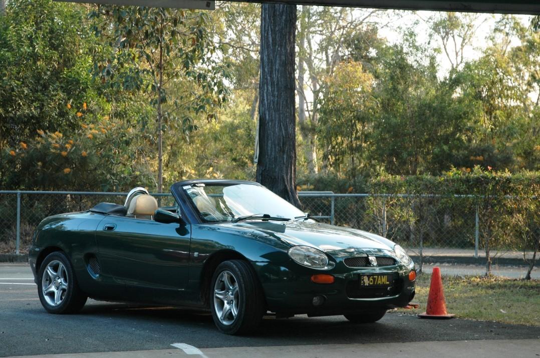 1998 MG F VVC