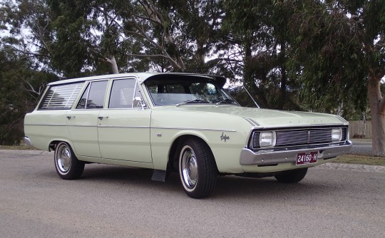 1971 Chrysler VALIANT SAFARI