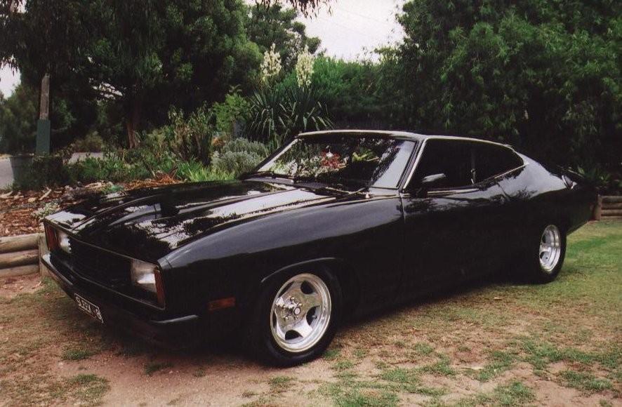 1978 Ford XC Fairmont