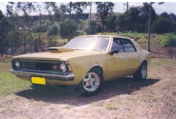 1973 Rambler Hornet