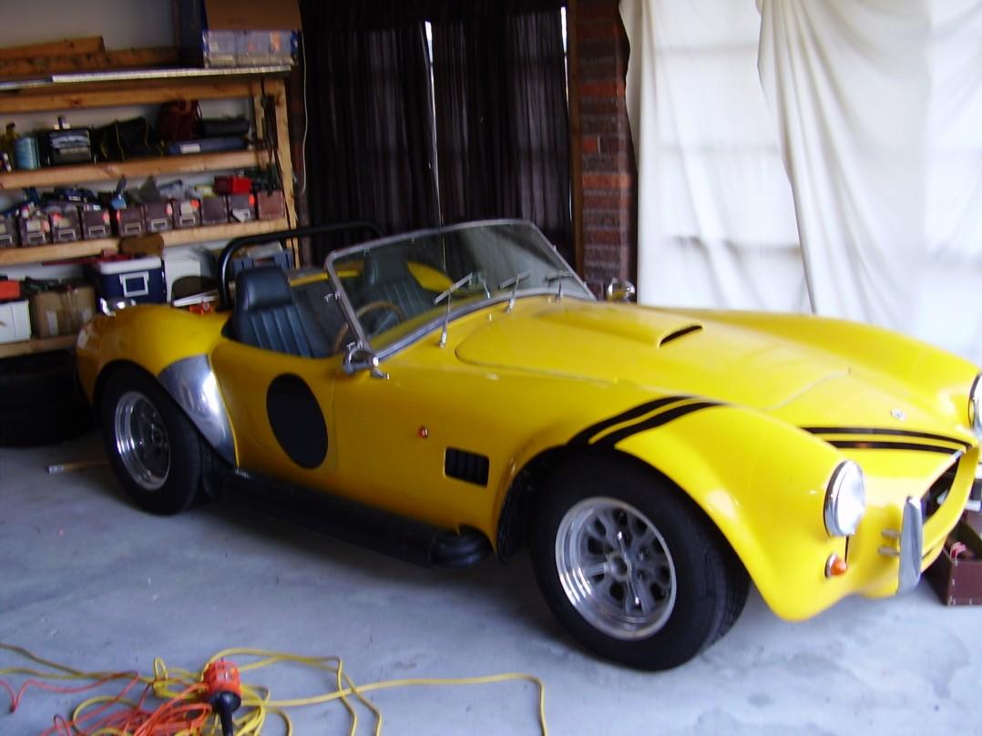 1999 Ford Cobra