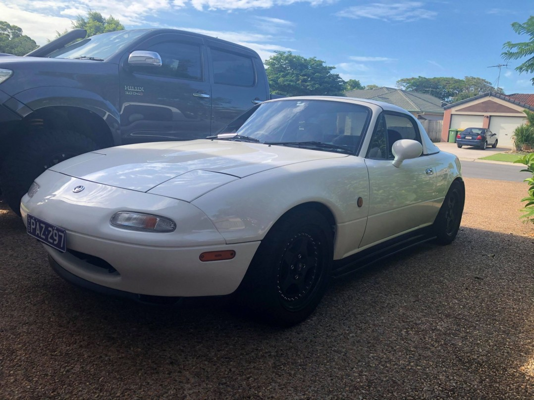 1993 Mazda MX-5 COUPE SPECIAL EDITION