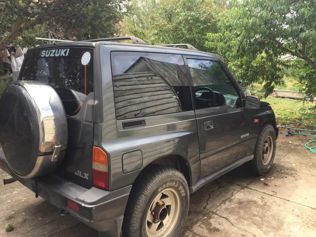 1992 Suzuki Vitara