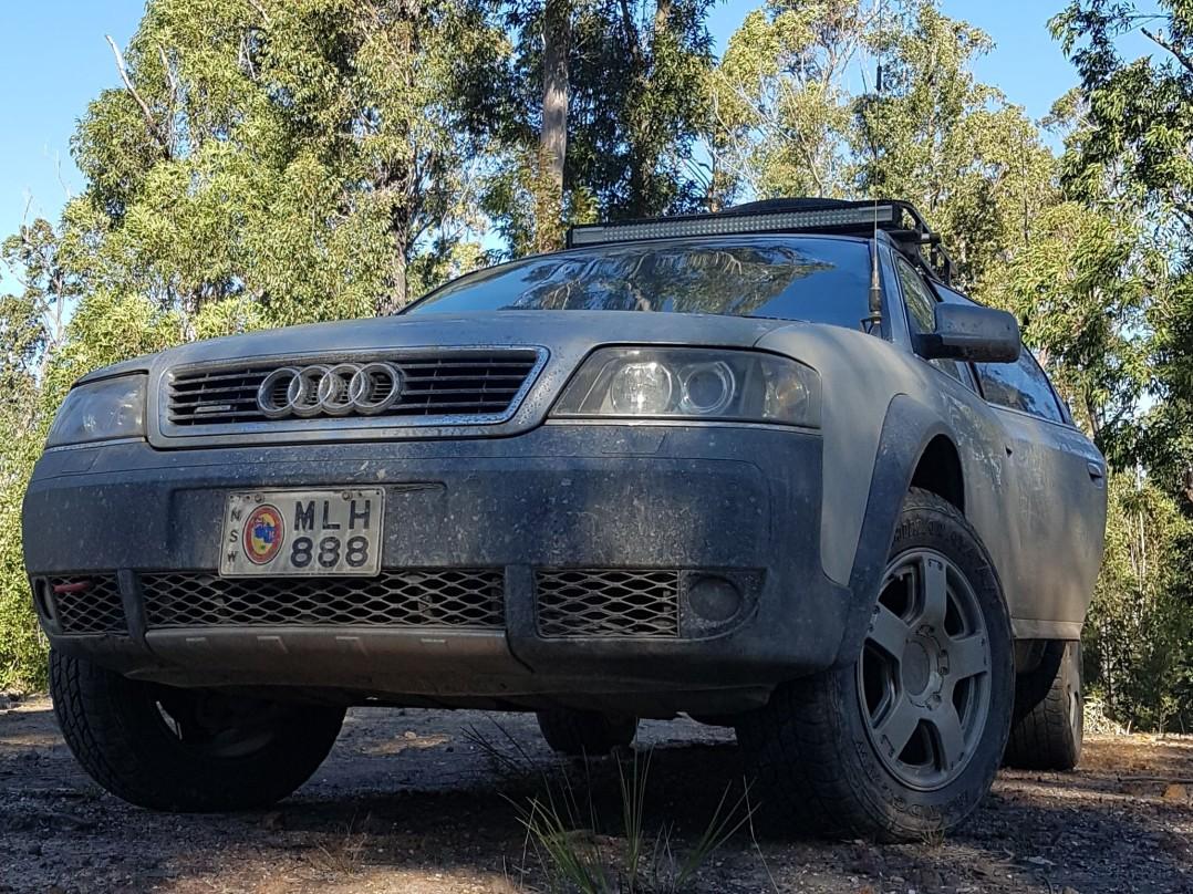 2001 Audi C5 allroad Quattro