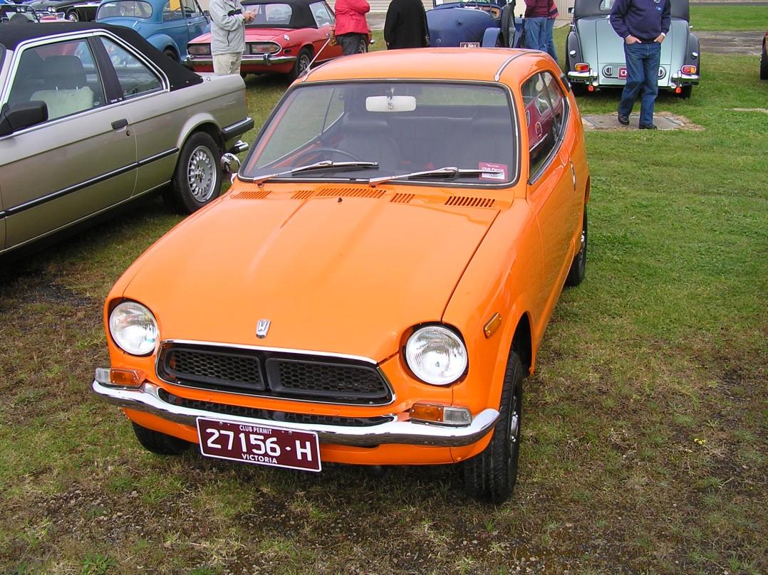 1973 Honda Z 360