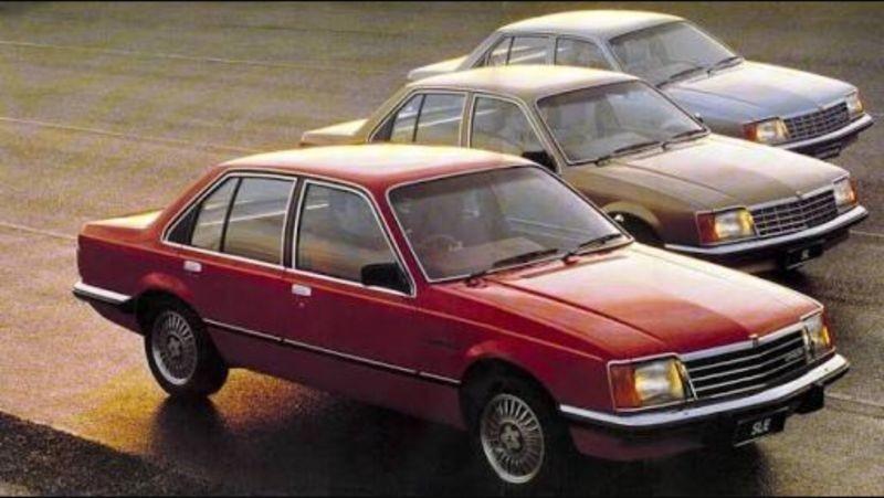 1978 Holden COMMODORE