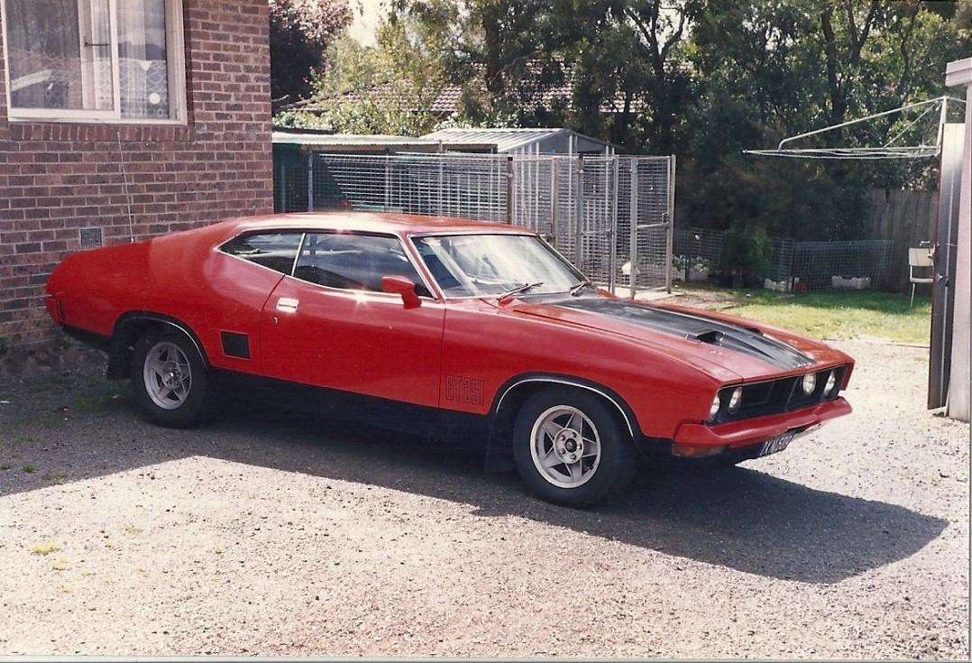 1974 Ford Falcon XB GT