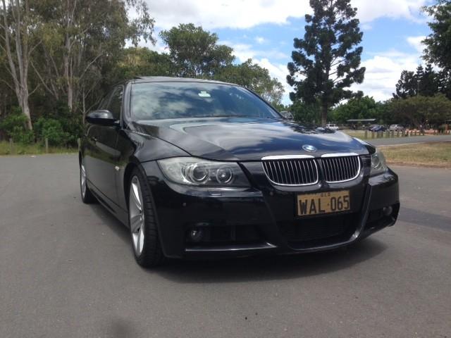 2007 BMW 335i M SPORT