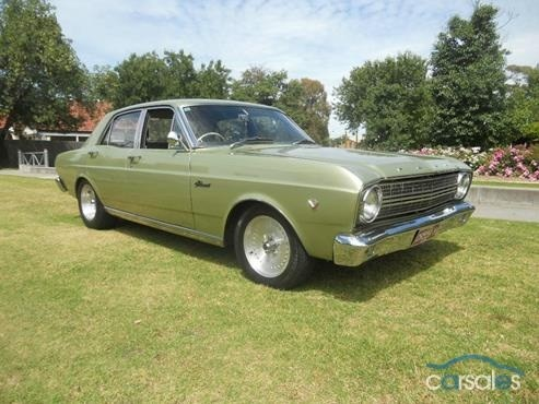 1967 Ford Xr fairmont