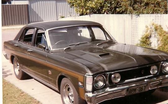 1969 XW GT Falcon