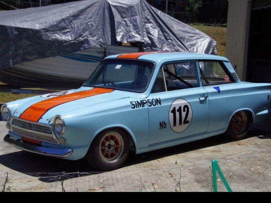 1963 Ford Mk1 Cortina Gt