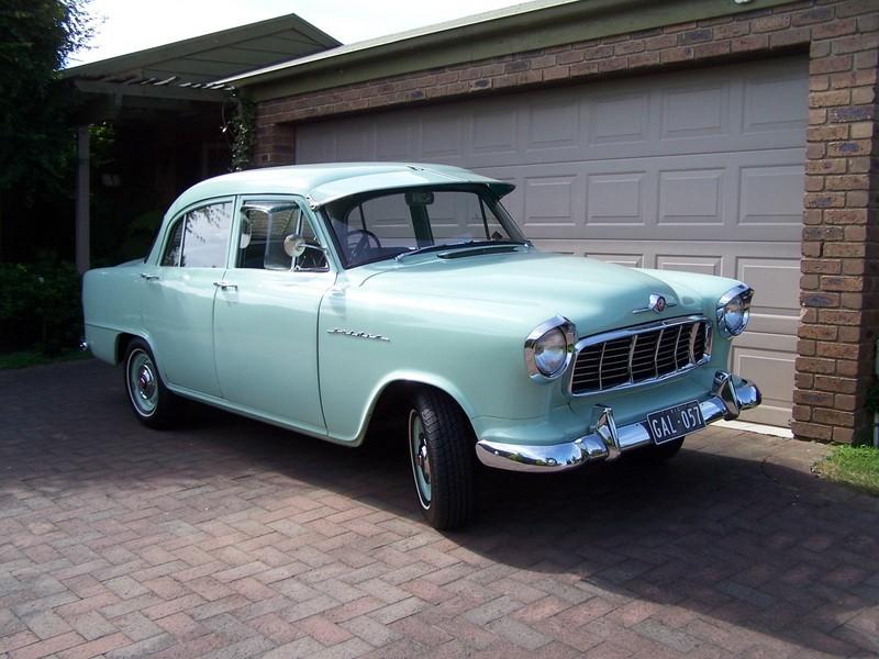 1957 Holden FE Standard