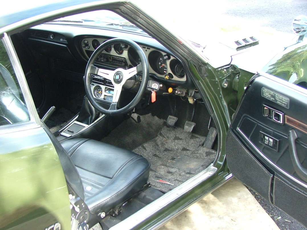 1974 Toyota Celica RA25 GT