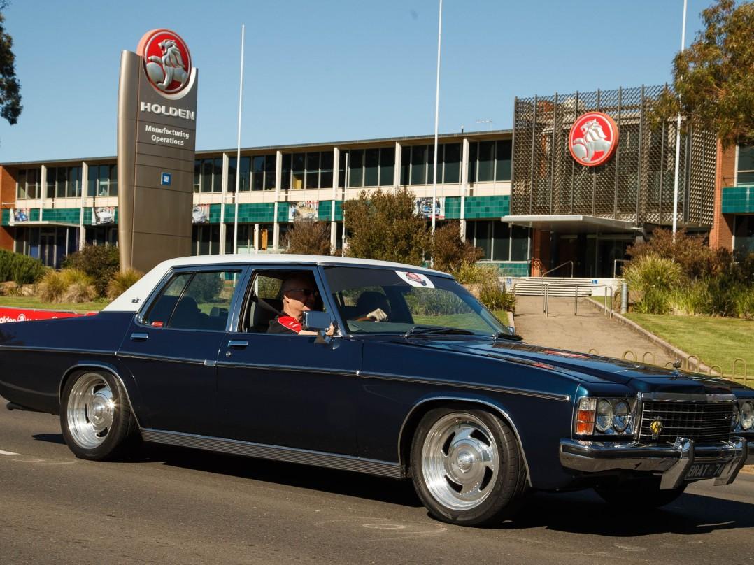 1974 Holden STATESMAN CAPRICE