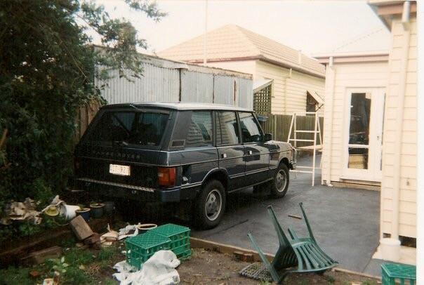 1988 Land Rover Range Rover Vogue