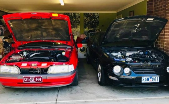 1992 Ford Falcon S XR8