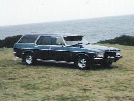 1978 Holden Hz
