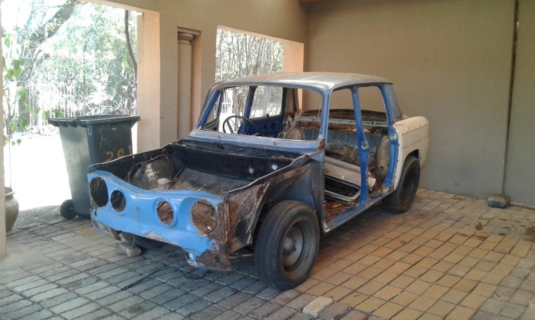 1970 Renault R8