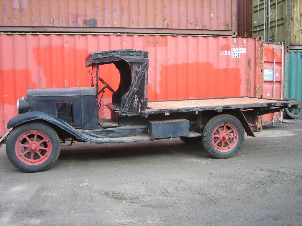 1929 Chevrolet 30 CWT Truck
