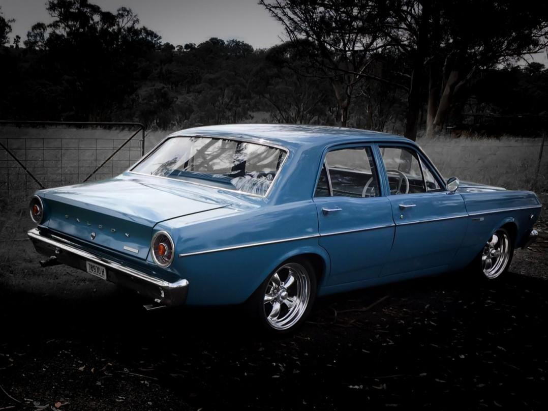 1968 Ford FALCON 500