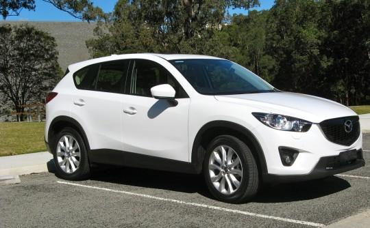 2012 Mazda CX5 GT