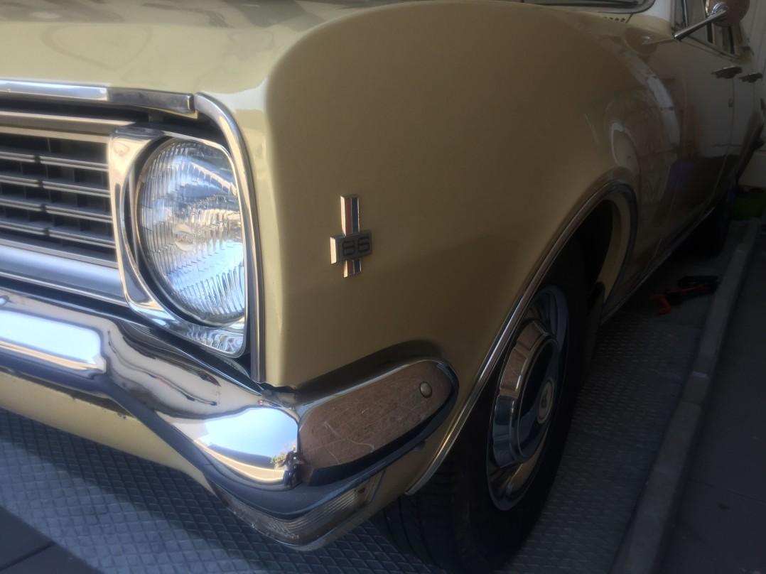 1969 Holden Kingswood