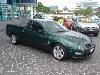 2001 Ford AU II XR6