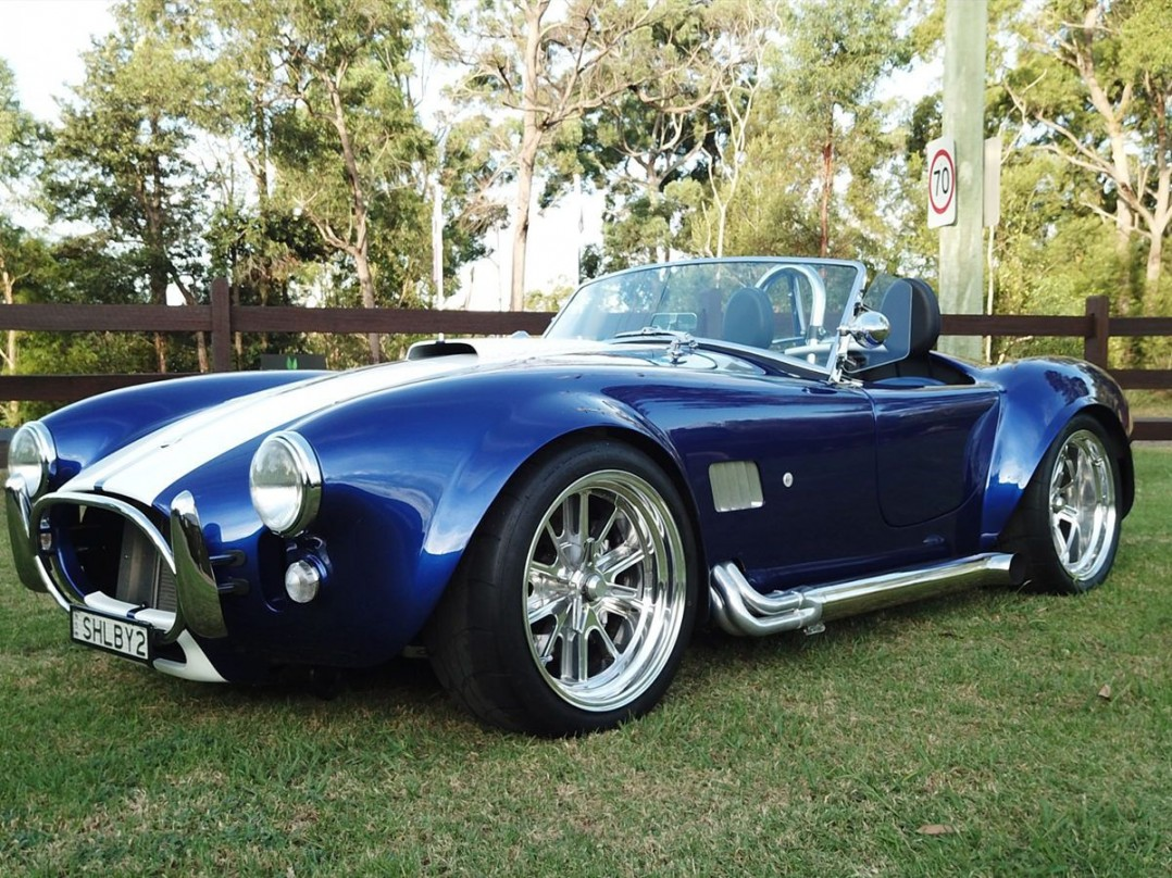 2015 AC Cobra Absolute Pace