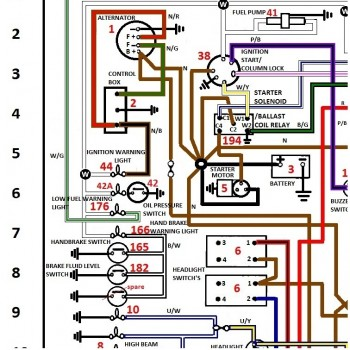 Wiring schematics colour coded for jaguar & triumph shannons club on 1990 jaguar xjs wiring diagram pdf 1988 Jaguar Radio Wiring xjs electrical guide