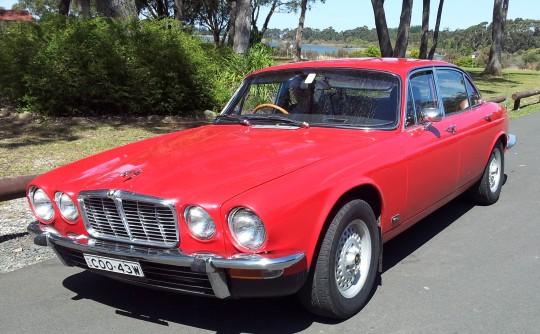 1975 Jaguar xj6 series 2 L