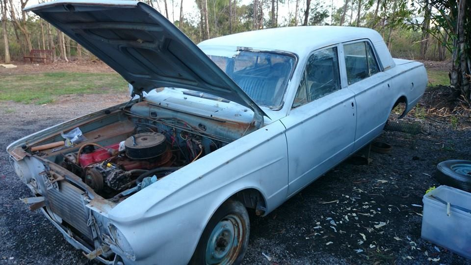1963 Chrysler VALIANT AP5