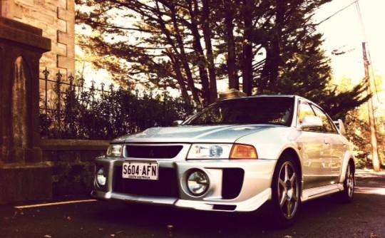 1998 Mitsubishi Evolution V