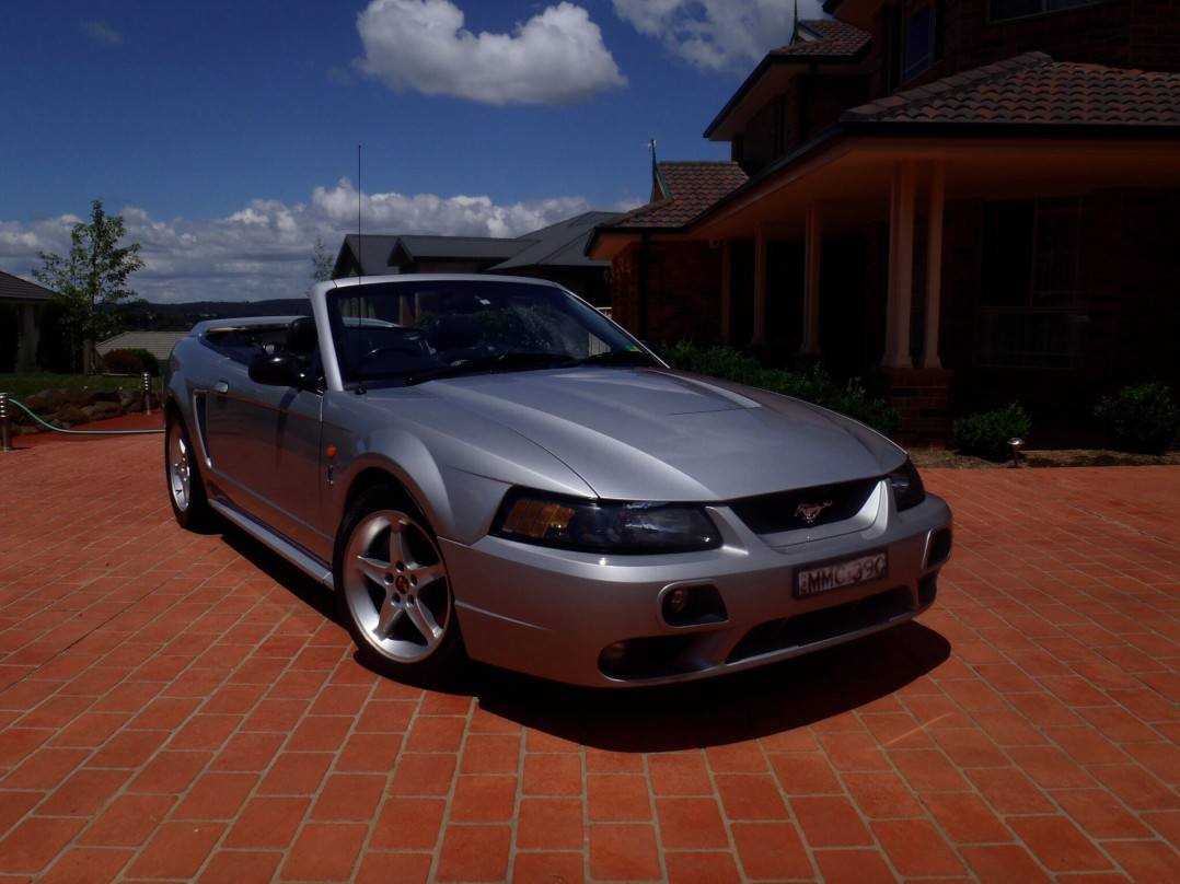 2002 Ford MUSTANG COBRA