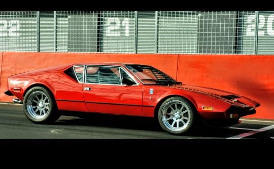 1974 De Tomaso Pantera Lusso De Tomaso PANTERA L