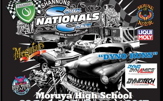 Shannon's South Coast Nationals 2015