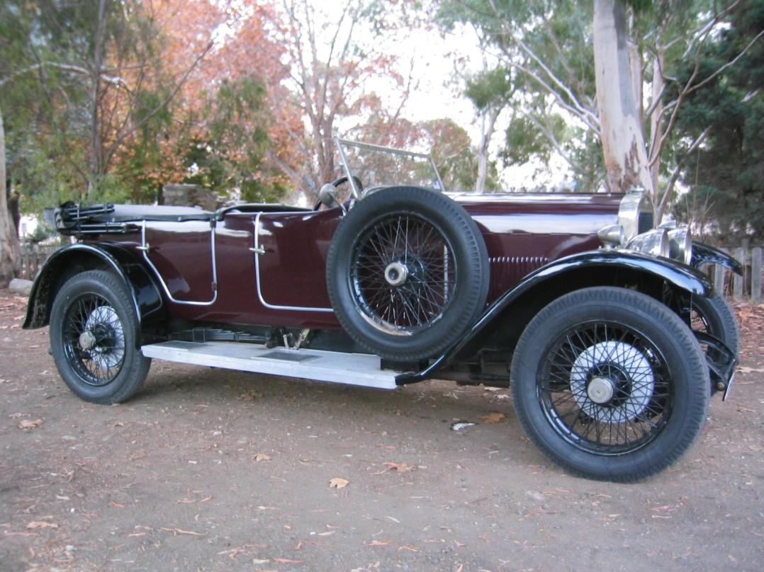 1926 Sunbeam 14/50