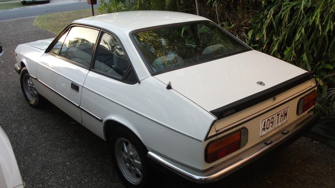 1983 Lancia BETA 2000