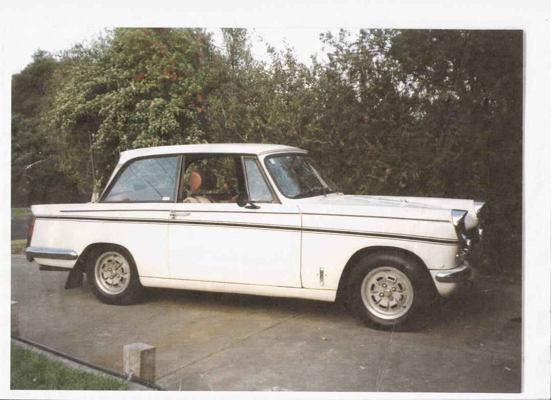 1961 Triumph Herald