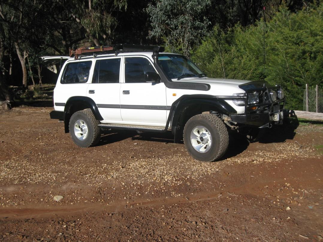 1998 Toyota 80 series