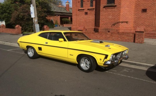 1974 Ford Fairmont GS