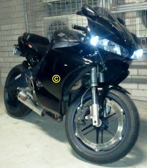 2008 Buell 1125cc 1125R