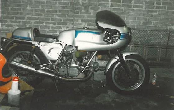 1975 Ducati 900ss
